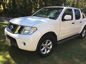 2012 Nissan Navara D40 auto diesel Petrie Pine Rivers Area Preview