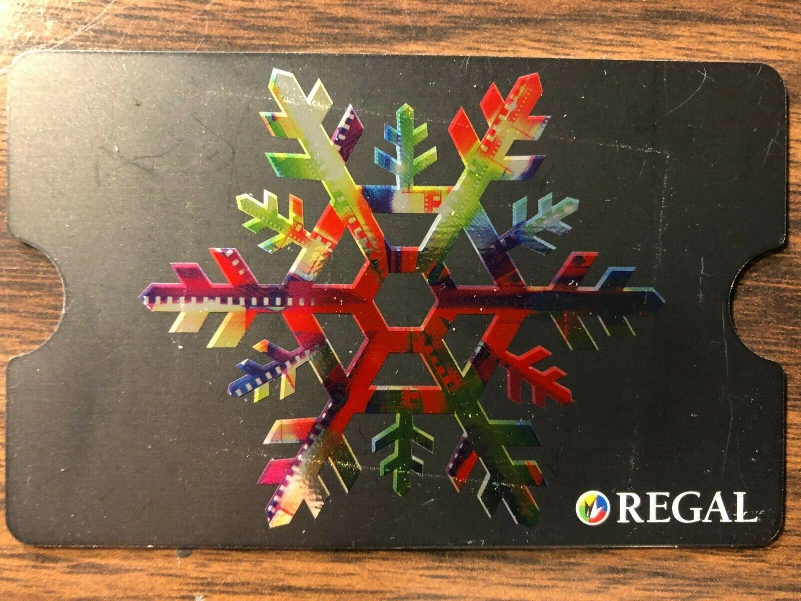 Regal Theaters Gift Card 25.34 Value. Free Shipping  - $14.00