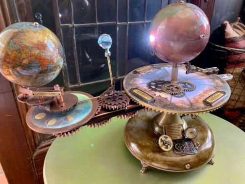SWEETHEARTS ORRERY SOLAR SYSTEM MODEL PERFECT FOR GETTING ENGAGED