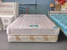 TODAY DELIVERY Queen Ensemble bed & COMFORT SLEEPMAKER mattress Belmont Belmont Area Preview