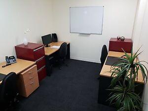 Flexible Workstations - Permanent Desk Melbourne CBD Melbourne City Preview