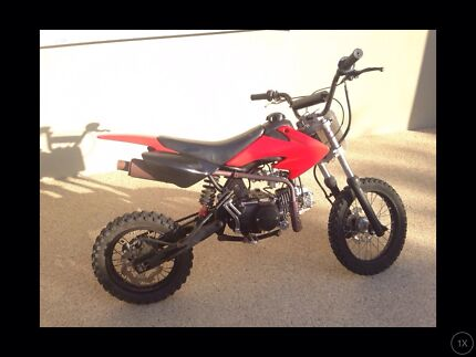 125cc pit bike/ dirt bike/ thumpstar Winthrop Melville Area Preview