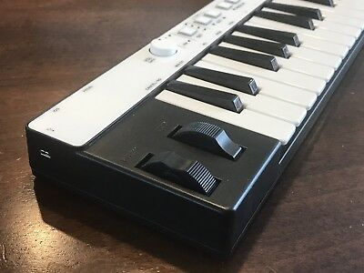 iRig Keys 37 USB Mini Keyboard IK MULTIMEDIA Portable Piano For Iphone Ipad