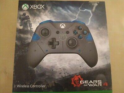 Mando Xbox One. Gears of War 4 JD Fenix. Nuevo y precintado.