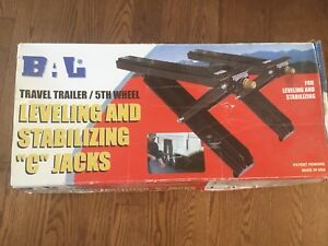 """BAL Leveling and Stabilizer """"C"""" Jack New (1 only)"""