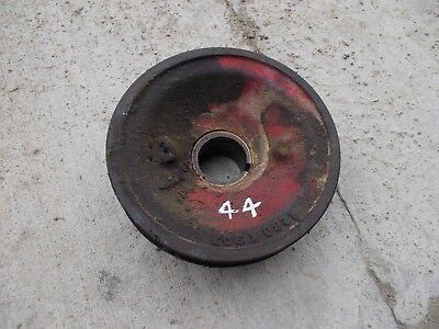 Massey Harris 44 Tractor Engine Motor Main Front Crank Crankshaft Pulley