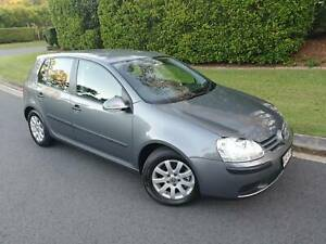 2006 Volkswagen Golf 2.0 FSI  - ONLY 95,000KM - 5 YR WARRANTY Sippy Downs Maroochydore Area Preview