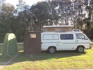 POP TOP TOYOTA HIACE CAMPERVAN Gold Coast City Preview