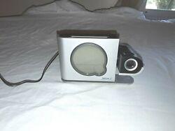 Equity by La Crosse SkyScan 31269 LCD Atomic Alarm Clock