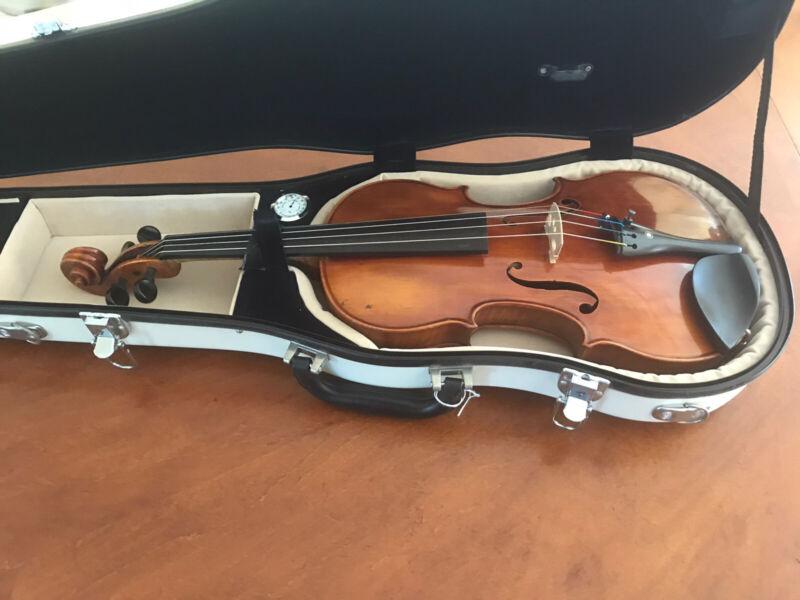 Eugen Meinel Markneukirchen 1928 Handmade German Violin 4/4 - THE REAL DEAL