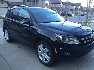 Reduced 2012 Volkswagen Tiguan