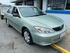 2002 Toyota Camry ALTISE Capalaba Brisbane South East Preview