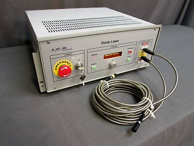 Ipg Dl-30-x2 Dual Diode Laser 50w Max Average Power 940-990nm