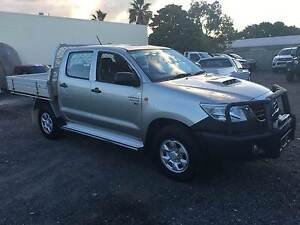 2013 TOYOTA HILUX SR 4X4 DIESEL DUAL CAB MANUAL (110,000KMS) Rochedale South Brisbane South East Preview