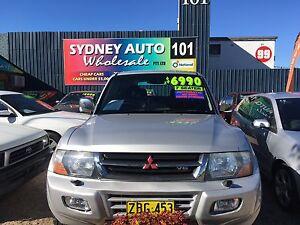 Mitsubishi Pajero exceed! Granville Parramatta Area Preview