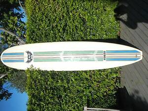 Longboard Malibu Surfboard North Epping Hornsby Area Preview