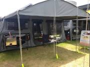 Deluxe off road soft floor camper trailer Heatherton Kingston Area Preview