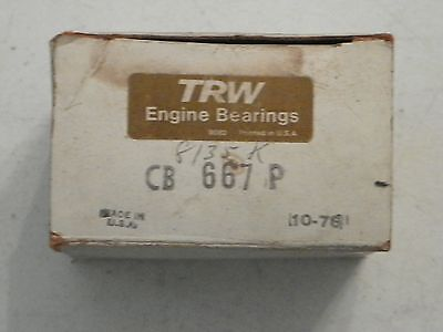 International Truck 354 6cyl (Perkins diesel) STD rod bearings (1 pair)
