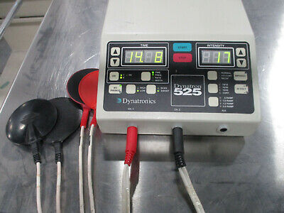 Dynatronics Dynatron 525 Stimulator Stim Machine - 2 Channel