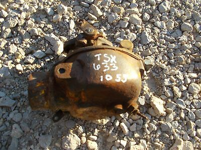 Minneapolis Moline 445 Tractor Engine Motor Tsx 633 Carburetor Assembly Marvel