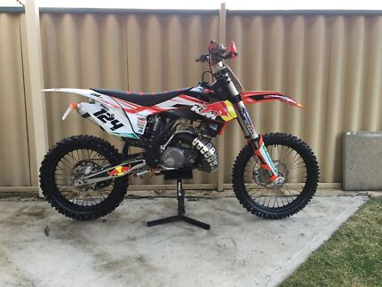 2013 KTM SX250 Bertram Kwinana Area Preview