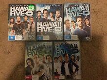 Hawaii five 0 seasons 1 to 5 Medowie Port Stephens Area Preview