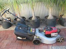 MASPORT SELF PROPELLED LAWN MOWER WIDE CUT Enfield Port Adelaide Area Preview