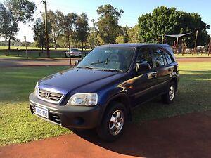 2000 Honda CR-V Wagon 4X4 ONLY $2590 (BARGAIN 4X4) Leederville Vincent Area Preview