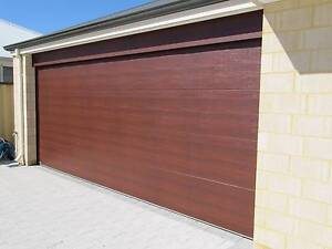 Garage Doors Repairs, Maintenance and New Doors - City Beach Area City Beach Cambridge Area Preview