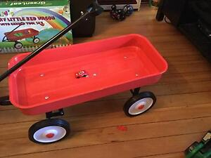 New red wagon Daceyville Botany Bay Area Preview