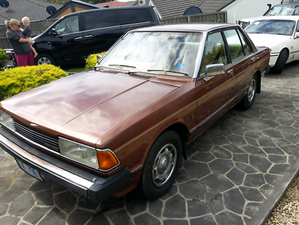 FOR SWAP 1981 DATSUN BLUEBIRD
