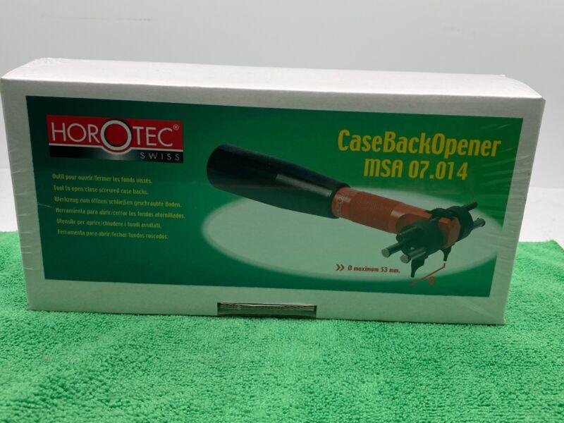 Horotec Watch Case Back Opener MSA 07.014