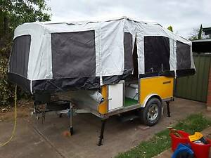 U.S.A. CAMPER TRAILER IMPORTED & APPROVED IN AUSTRALIA Modbury Tea Tree Gully Area Preview