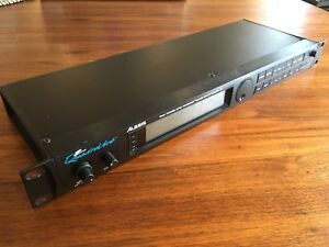 Alesis Quadraverb 2 rack effects processor with power supply