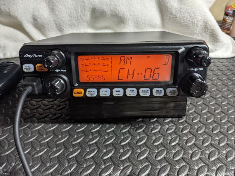 Used Anytone AT-5555N 10M-11M Mobile Radio