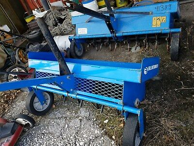 Lawn Aerator For Sale >> Manual Lawn Aerator For Sale Only 2 Left At 70