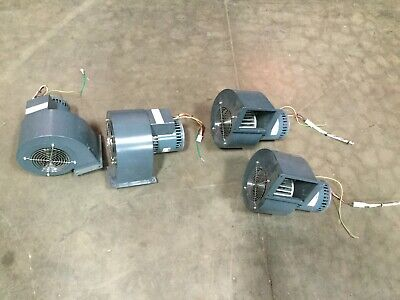Fasco 14 Hp Squirrel Cage Blower Fan New Old Stock
