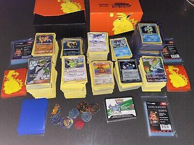 Pokemon 2,100+ Card Lot WOTC HOLOS/1st EDITIONS Plus Bonuses - Read Description