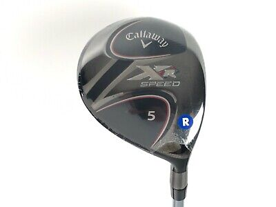 CALLAWAY XR SPEED 5 WOOD REGULAR FLEX