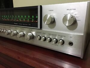 Sansui 771 Stereophonic Receiver(2nd owner!)