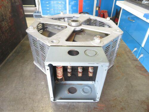 120V Superior Electric Powerstat 7 KVA Variable Autotransformer Type 1156D
