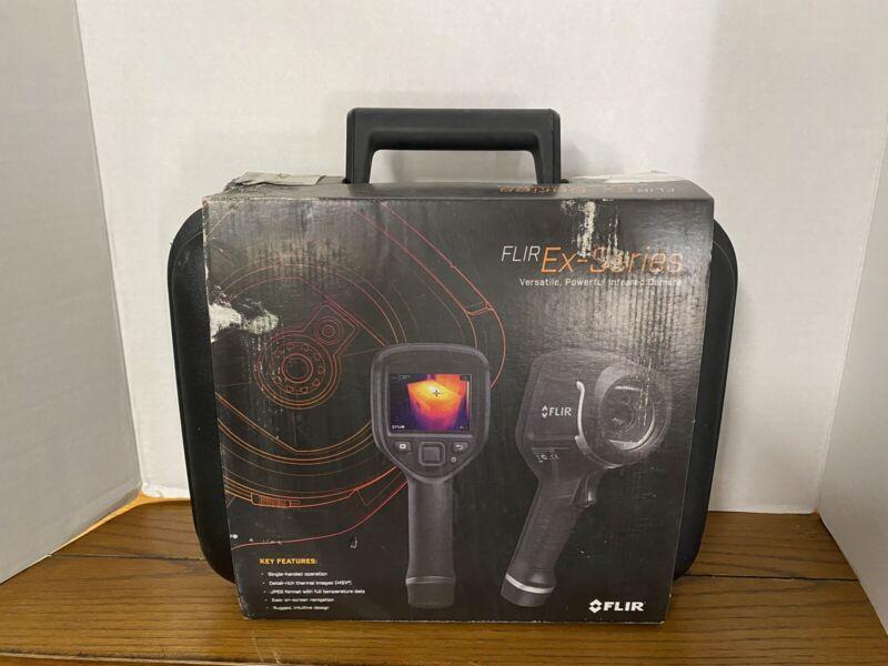 FLIR E5-XT Infrared Camera, Extended Temperature Range, Wi-Fi Bran New