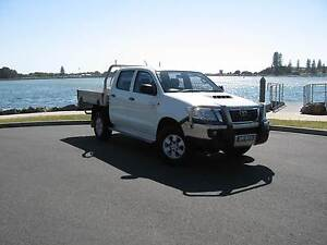 2013 Toyota Hilux Ute 4X4 Forster Great Lakes Area Preview