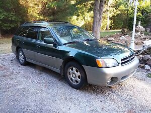 subaru outback ltd 2000