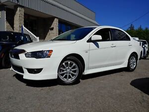 Mitsubishi Lancer 2014 Berline 4 portes,  Air , SE, traction ava