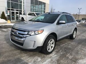 2014 Ford Edge SEL **AWD, CAMERA, BANCS CHAUFFANT**