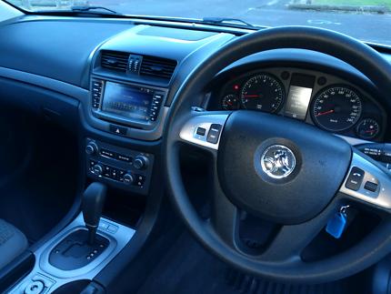 2011 Holden Commodore Wagon
