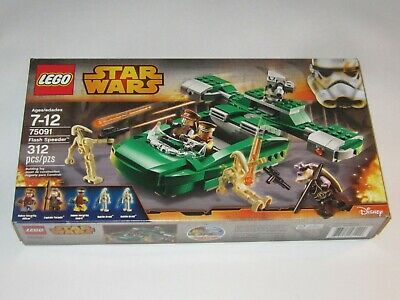 LEGO Star Wars FLASH SPEEDER #75091 Phantom Menace