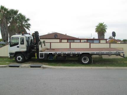 truck and hiab hire