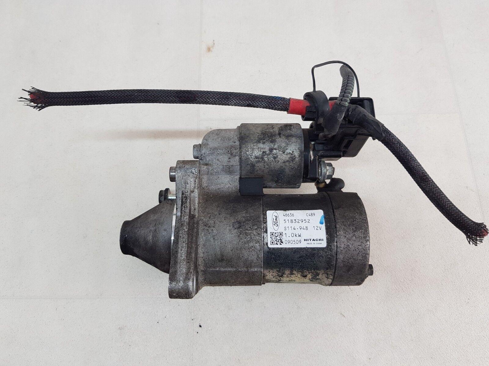 RENAULT CLIO MK2 01-09 1.2 PETROL STARTER MOTOR 8200369521
